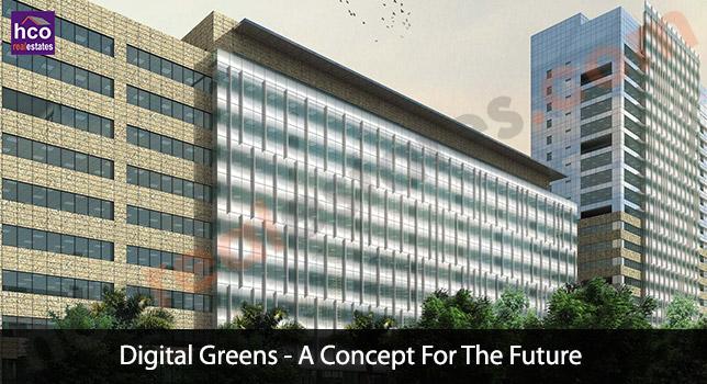 Emaar MGF Digital Greens Gurgaon