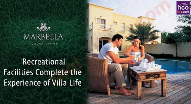 Emaar Marbella Villas Sector 66