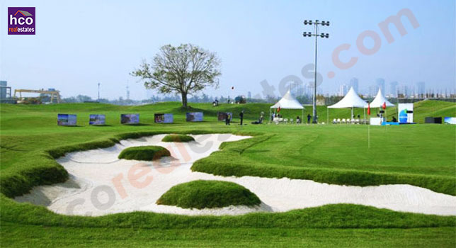 Godrej Golf Links Apartments Villaments Greater Noida