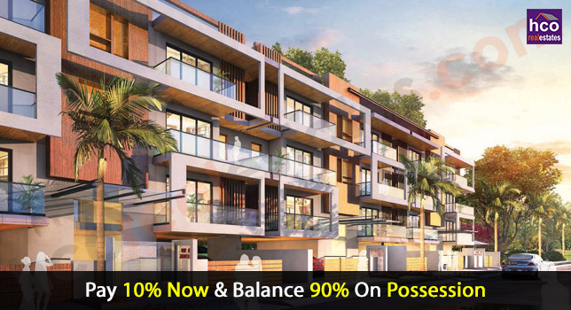 Lotus Woodview Residences Sector 89