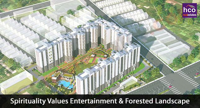 Raheja Maheshwara Sector 11 South Gurgaon