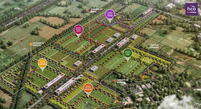 Godrej Retreat Plots Faridabad