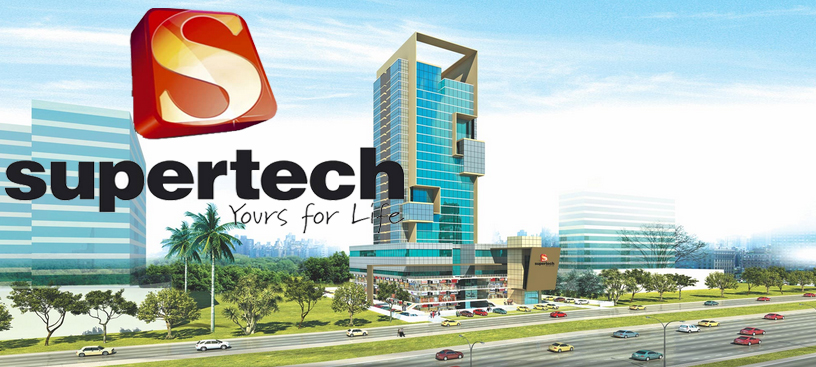 Supertech Realty Next to Conceptualized 175 acres Township in Noida