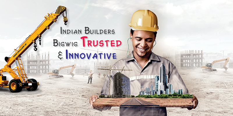 Know More about Top Indian Real Estate Builders