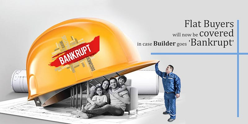 No Risk while You are Investing, Builder goes Bankrupt You will be Covered
