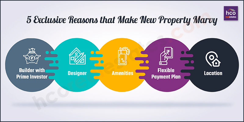 5 Exclusive Reasons that Make New Property Gurgaon