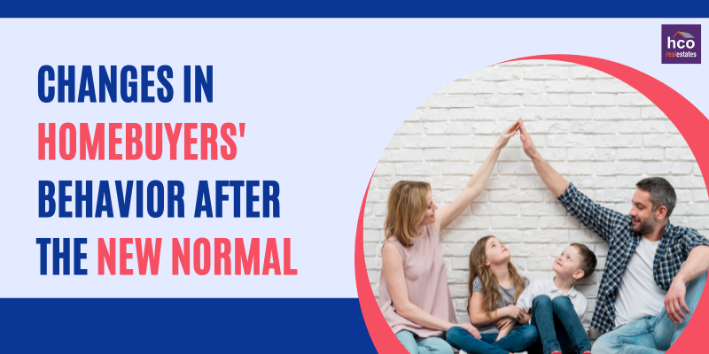 Changes in Homebuyers' Behavior After the New Normal