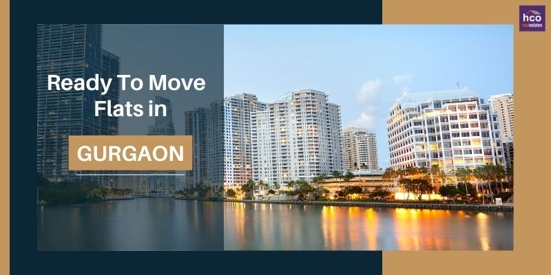 Ready To Move Affordable Flats in Gurgaon