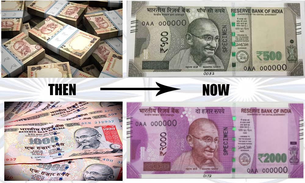 Rs 500, Rs 1,000 Currency Banned - Impact on Different Segments in India