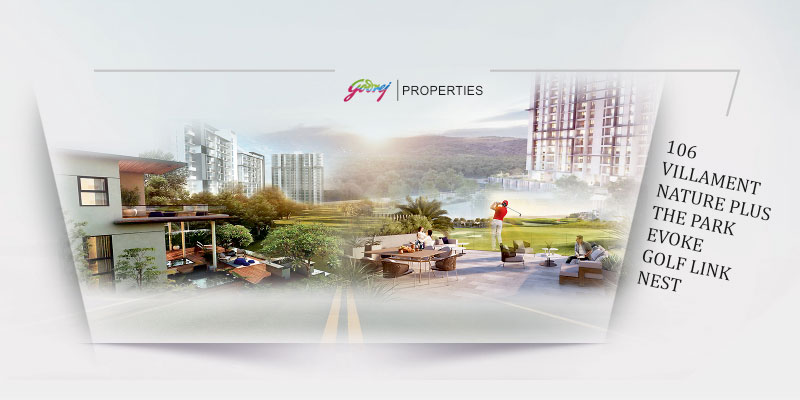 Latest High Level Residential Addresses by Godrej Properties