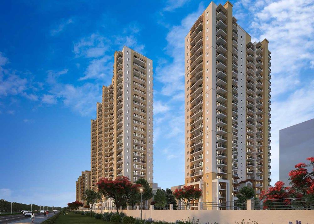 Emaar Palm Heights Gurgaon