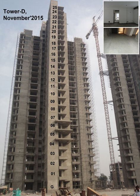 Alpha G Gurgaon One