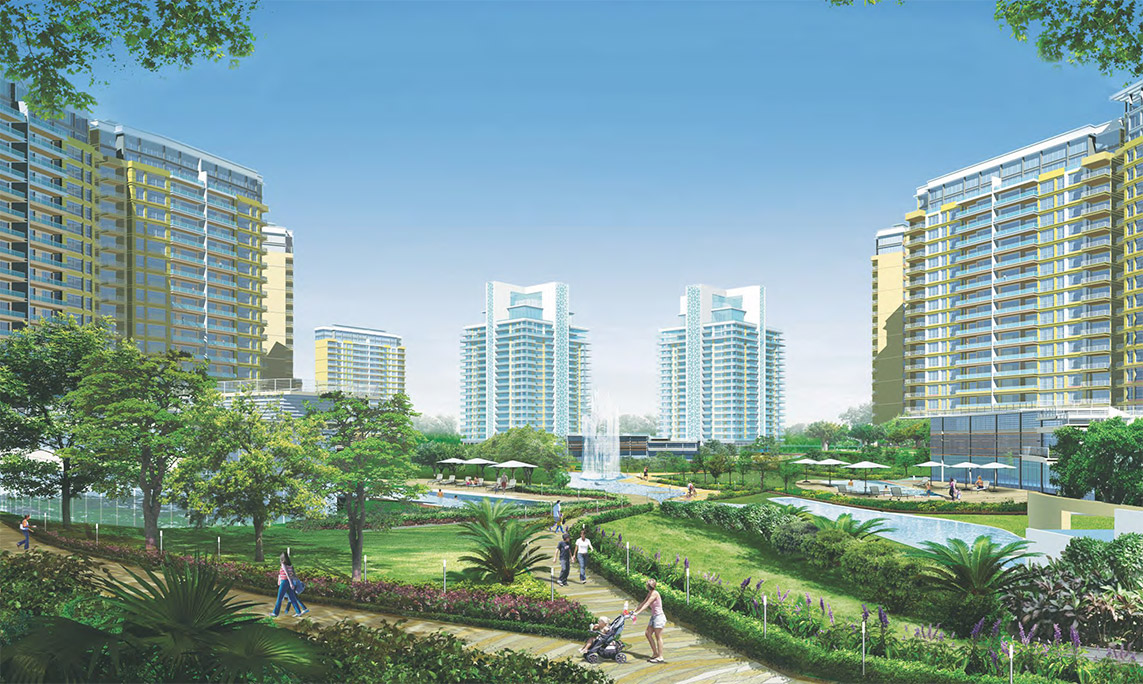 Elevation Images Central Park 2 Gurgaon Sector 48