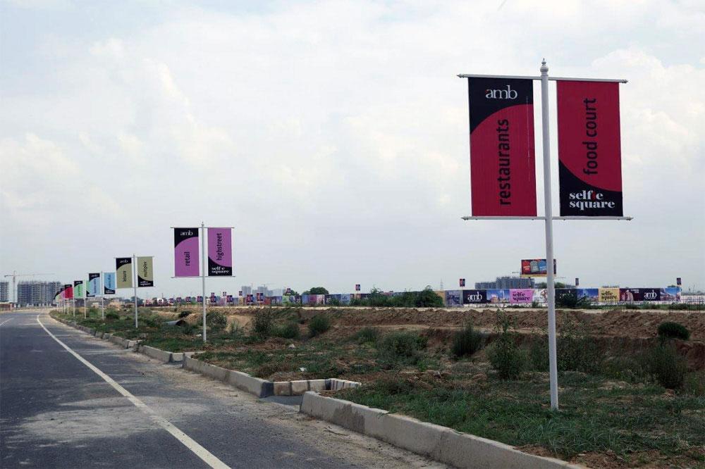 AMB Selfie Square Gurgaon