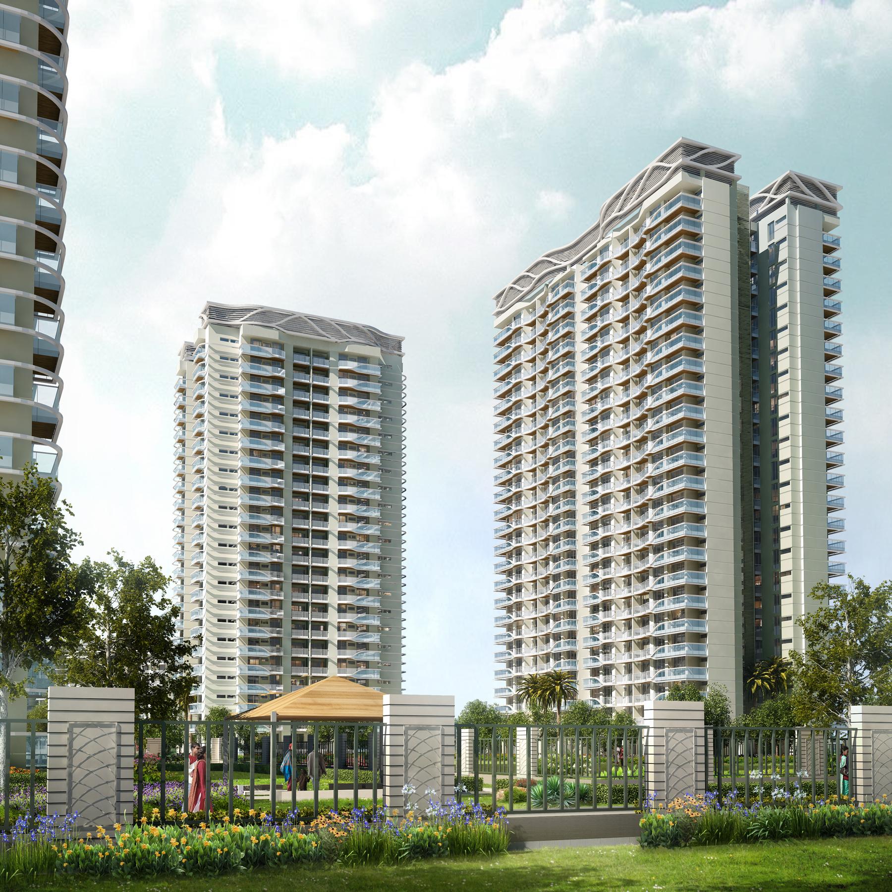 Elevation Images Paras Dews Gurgaon Sector 106
