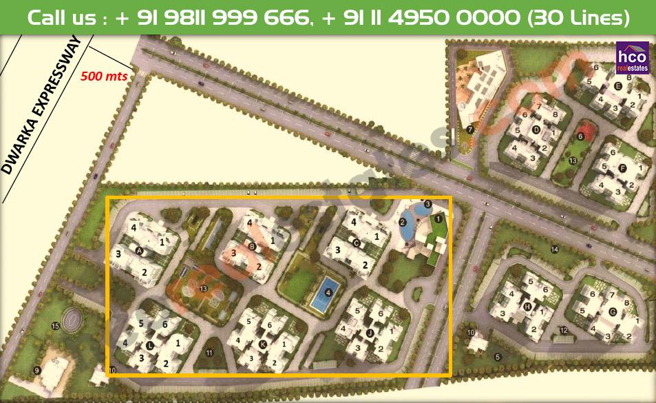 Godrej Signature Homes Master Plan