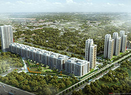 Vatika Seven Elements Gurgaon