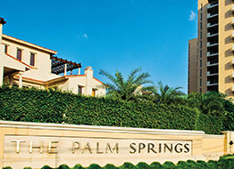 Emaar MGF Palm Springs Sector 54