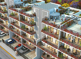 Central Park 3 Cerise Floors Sohna, Gurgaon